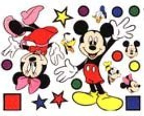 Discontinued Mickey For Kids Jumbo Stick-Ups by Priss Prints