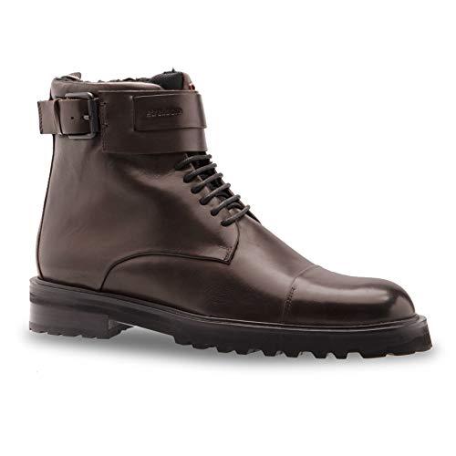 Strellson Herren nimo nico Boot tfu 1 Klassische Stiefel, Braun (Testadimoro 704), 44 EU