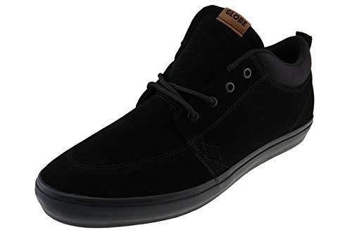 Globe GS Chukka, Herren Low-Top Sneaker, Mehrfarbig (Black/black), 45 EU (10.5 UK/11.5 US)