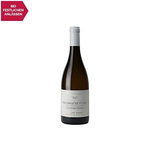Meursault 1er Cru Charmes Weißwein 2017 - Domaine Tessier - g.U. - Burgund Frankreich - Rebsorte Chardonnay - 75cl