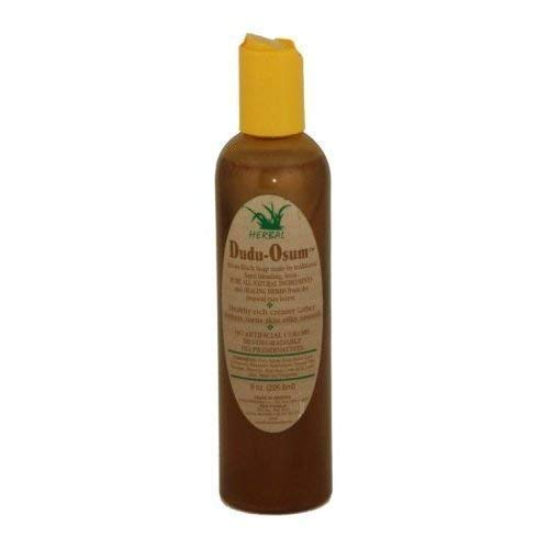 Dudu-Osun Liquid African Herbal Black Soap (100% Pure)