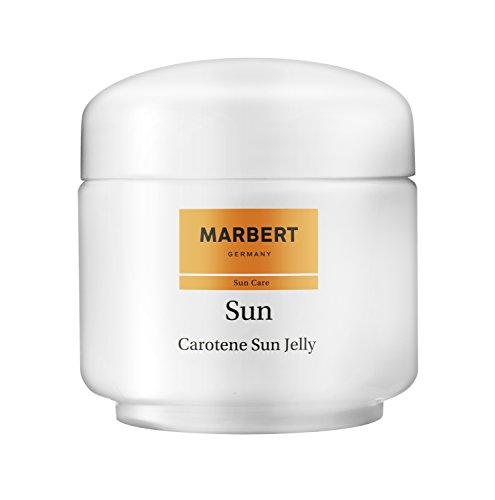 Marbert Sun Care femme/women, Carotene Sun Jelly SPF6, 1er Pack (1 x 100 ml)
