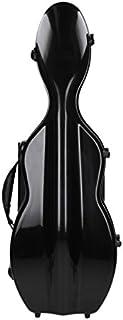 Estuche para violín de fibra de vidrio Ultra Light 4/4 Negro M-Case
