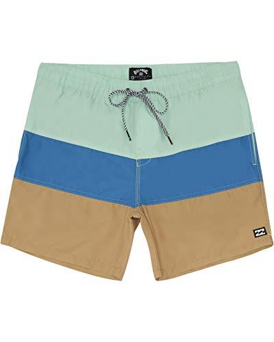 Billabong Herren Shorts Tribong LB, Mint, M, S1LB01