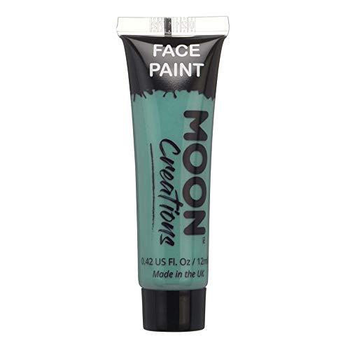 Peinture Visage & Corps par Moon Creations - 12ml - Turquoise