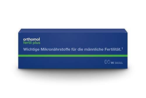 orthomol fertil plus Tabletten/Kapsel, 90 St. Dagliga portioner