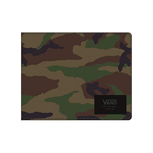Vans MN Boyd III Wallet Monedero 11 Centimeters 0.1 Multicolor (Classic Camo)