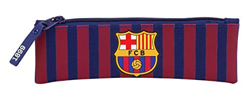 Safta 20 cm, Azul FC Barcelona 811829025 2018 Estuches
