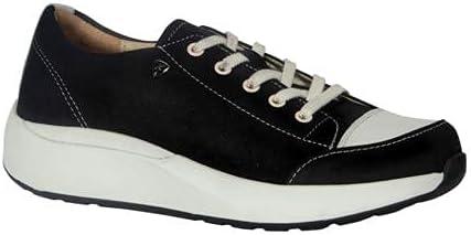 Xelero Heidi Women's Orthopedic Walking/Running Shoes - Black Ice