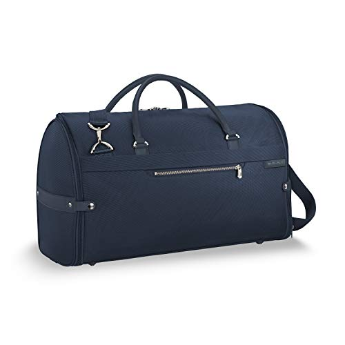 Briggs & Riley Baseline-Suiter Duffel Bag, Navy, One Size