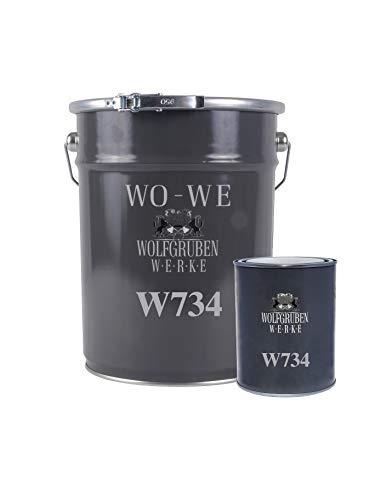 WO-WE 2K Epoxidharz Bodenbeschichtung farblos, 10 kg