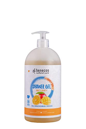 Shower Gel - Fruity Beauty 950ml | Benecos