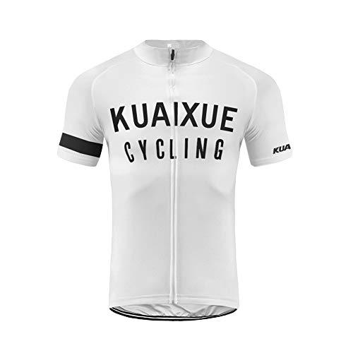 Uglyfrog Magliette Ciclismo Uomo,Maglia Ciclismo Uomo Breve,Maglietta Bicicleta,Camicie Ciclismo per Uomo DXML03