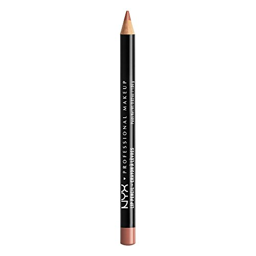 NYX PROFESSIONAL MAKEUP Slim Lip Pencil, Peakaboo Neutral