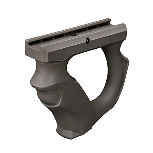 Tactical Polymère Avant Triangle Foregrip Front Grip Poignée rail 20 mm Airsoft