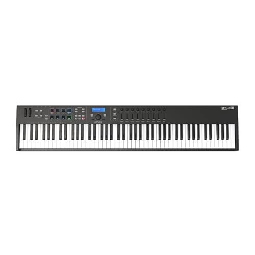 Arturia Keylab Essential 88 Black Edition Tastatur Midi Controller