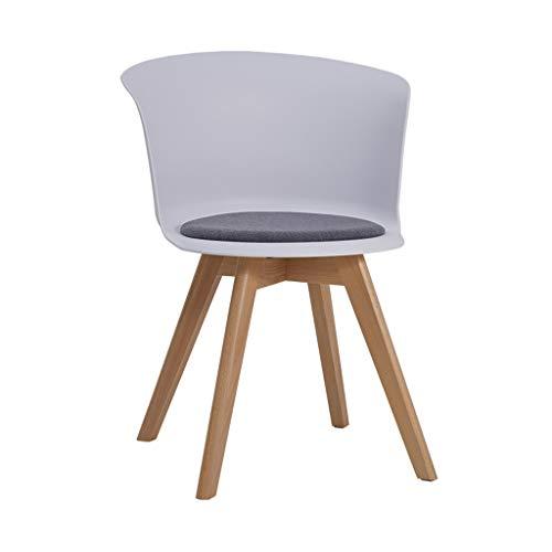 PLL Moderne eenvoudige huisstoel creatieve studie kamer stoel Nordic restaurant rugleuning stoel