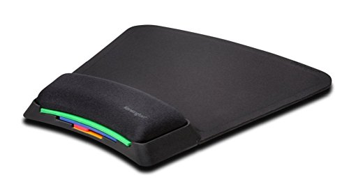 Kensington Smart Fit Mouse Pad Black - K55793EU