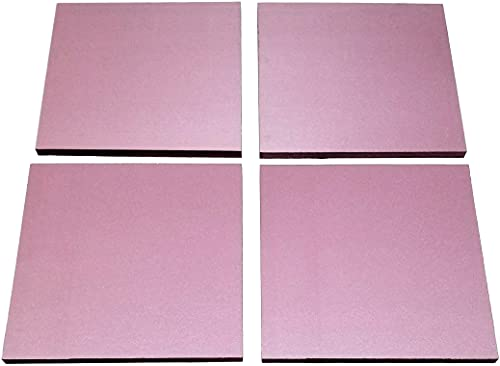 """Pink Insulation Foam 1/2"""" Thick (4 sq ft)"""