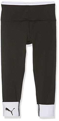 PUMA Mädchen Modern Sports Leggings G Sporthose, Schwarz (Puma Black 01), 152 (Herstellergröße: L)