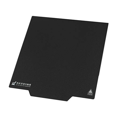 P Prettyia Drucken von Bettbanddruckaufklebern für Anet A8 A6 WanHao I3 3D Drucker
