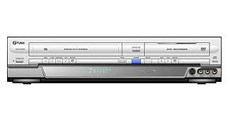 Funai DRV-A 2635 DVD-Recorder/VHS-Recorder Kombination