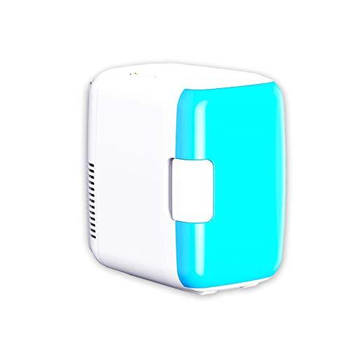 Réfrigérateur portable / mini congélateur / petit réfrigérateur de voiture - 8L-60W, refroidissement rapide, économie d'énergie et muet, conversion de refroidissement et de chauffage, partie intérieu