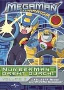 MegaMan: NT Warrior, Vol. 3 - NumberMan dreht durch!