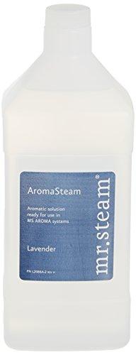 Mr. Steam MS OIL2 AromaStream Oil 33oz. Bottle for Use with AromaStream Pump, Lavender