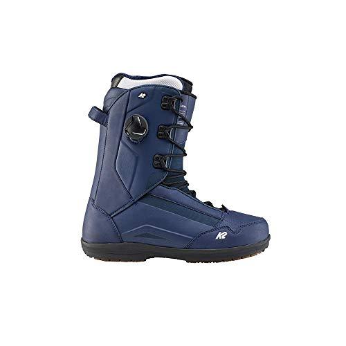 K2 - Boots De Snowboard Darko Navy - Homme - Taille 44.5 - Bleu