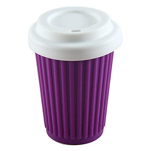 New ONYA Reusable Coffee Cup Regular 340ml Travel Mug Food Safe 5 Colours