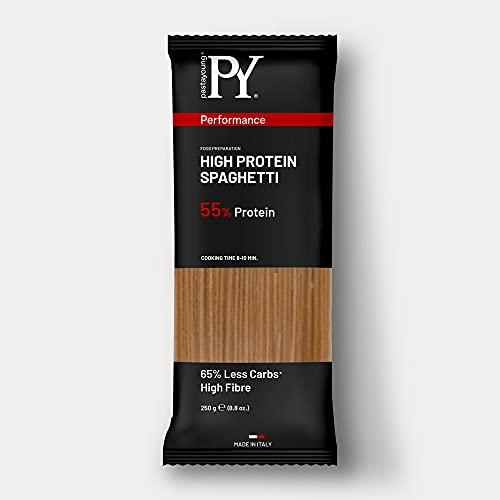 Py Pasta Young Design High Protein 55% Spaghetti - 250 Grammi