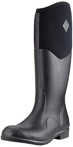 Muck Boots Muck Boots Colt Ryder, Damen Arbeits-Gummistiefel, Schwarz (Black 000), 37 EU (4 UK)