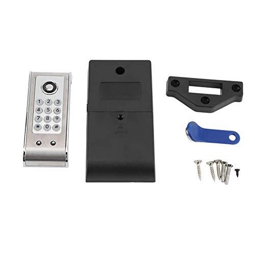 Elektronische sloten, cijfercode Combinatie Cam-kast Zinklegering Handig Spa-wachtwoord Beveiliging Codeslot voor deur thuis Verbetering Kabinet Ladekast