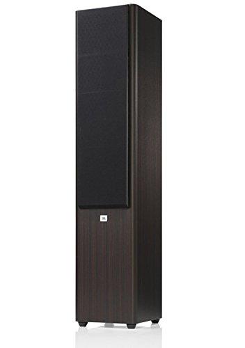 JBL Studio 280 BRN - Altavoz de suelo de 3 salidas con amplia...