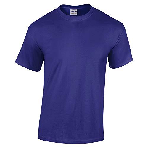 Gildan - Heavy Cotton T-Shirt - 5000 - Cobalt - Large