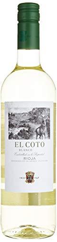 El Coto blanco Rioja D.O.Ca. Viura 2017/2018 Trocken (1 x 0.75 l)