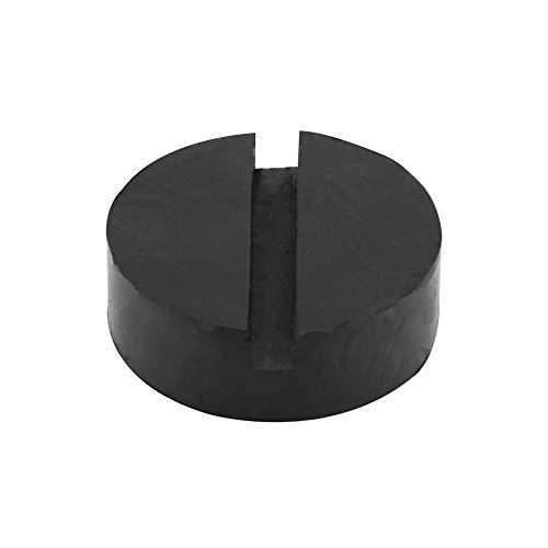 ROSEBEAR リフトアップゴム ジャッキポイント 傷防止ブロックアダプター ゴムパット ジャッキ用品 (ブラック 1個)