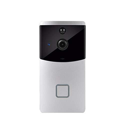 Starry Sky Video deurbel, wifi, intelligente deurbel, 720P HD deurbewakingscamera, ondersteuning PIR-detectie, infrarood nachtzicht, adaptieve bitrate