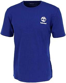 Timberland Men's SS Box Logo T-Shirt