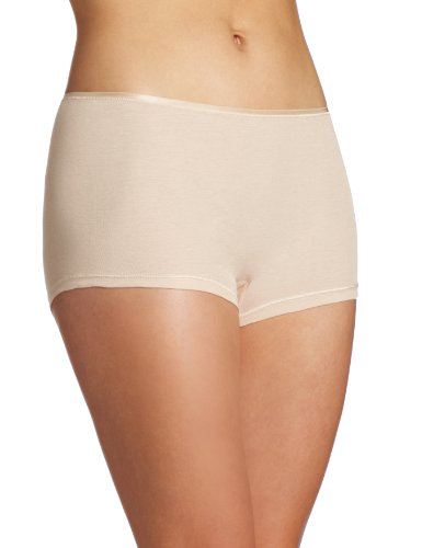 Hanro Dames Cotton Seamless Slip