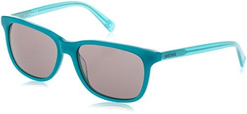 Just Cavalli Sonnenbrille JC671S 96A Gafas de sol, Verde (Grün), 56 Unisex Adulto