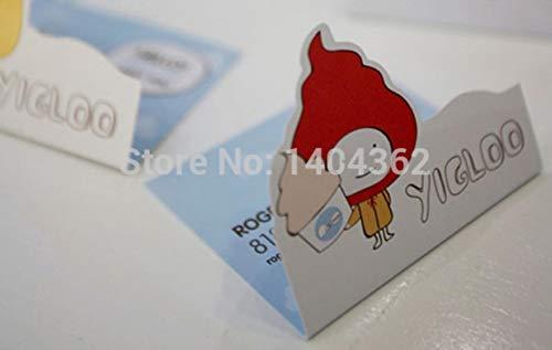 Kundenspezifische Form Visitenkarte Druck gestanzten Visitenkarte voller Farbe und 300g Papier guten Preis 500pcs