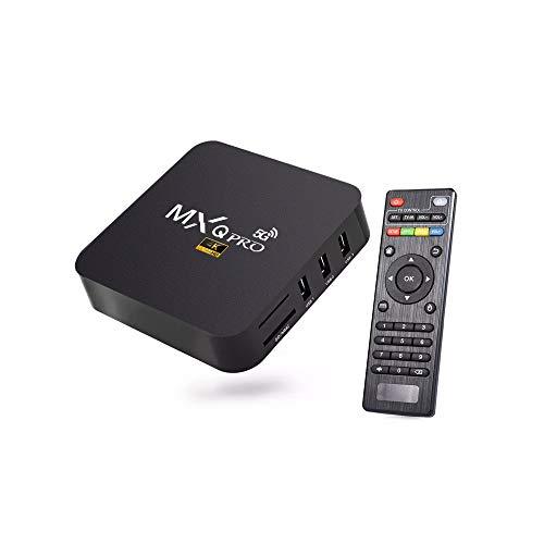 Smart Tvbox 8gb + 128gb 4k Android 11.1