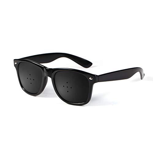CFYP Lochbrille Fünf Löcher zur Vorbeugung von Myopie und Astigmatismus Brille Sportbrille, 3 Stück