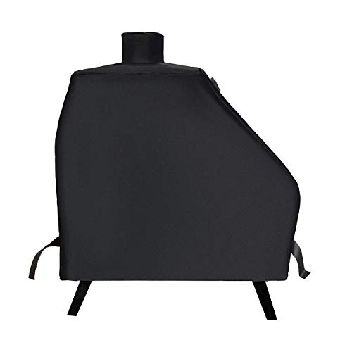 Stanbroil Heavy Duty Waterproof Cover for Dyna-Glo DGO1890BDC-D Wide Body Vertical Offset Charcoal Smoker