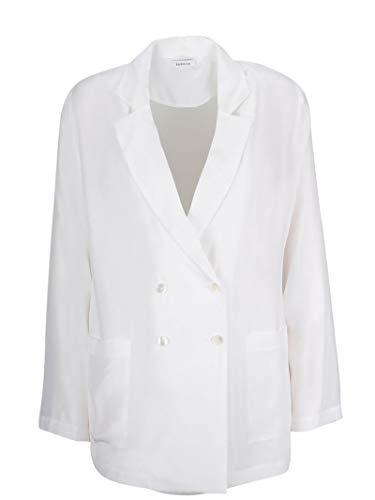 Luxury Fashion | P.a.r.o.s.h. Dames D430721002 Wit Zijde Blazers | Lente-zomer 20
