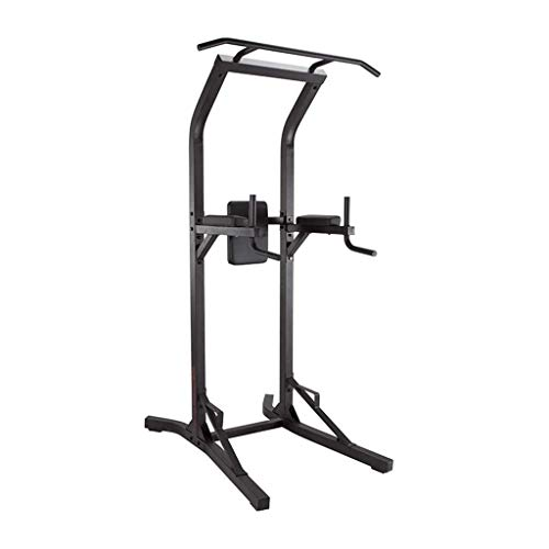 Klimmzugstange, Power Tower Multifunktions-Power Tower Einstellbare Höhe Power Tower Krafttraining Power Schwere Power Tower Dip Bar Pull Up-Station Chinning Dipping Home Fitness Workout-Station