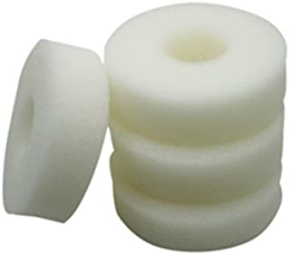 LTWHOME Compatible Foam Sponge Filter Media Fits Laguna Pressure-Flo 1400 UVC Filter(Pack of 4)