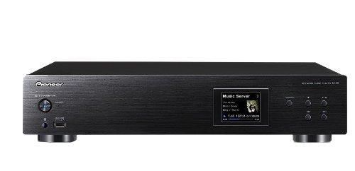Pioneer N-30-K Netzwerk-Audio-Player (Airplay, DLNA, LAN, USB) schwarz
